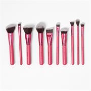 Bộ Cọ Trang Điểm 10 Cây BH Cosmetics Sculpt and Blend Fan Faves 10 Piece Brush Set  