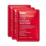 Mặt Nạ Giấy Natural Vitamin 21.5 Enhancing Sheet Mask