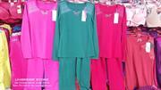WinnyFashion - Bộ đồ mặc nhà mùa Thu Đông 2015 nhãn hiệu WINNY