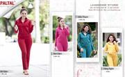 Bộ đồ thời trang Thu Đông PALTAL 2015, kéo khóa