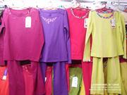 Bộ đồ mặc nhà PALTAL, áo dài tay quần dài - có nhiều màu