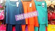 Bộ đồ mặc nhà Wonnerful khuyến mại hàng Thu Đông