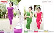 Bộ đồ thời trang mặc nhà nữ PALTAL, chất liệu Cotton_243316
