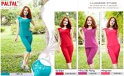 Bộ đồ thời trang mặc nhà nữ PALTAL, chất liệu Cotton_243407
