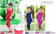 Bộ đồ thời trang mặc nhà nữ PALTAL, chất liệu Cotton_243342