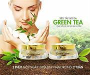 KEM TÁI TẠO DA HƯ TỔN GREEN TEA
