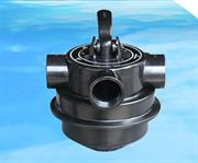 Top Mount Multiport Valve
