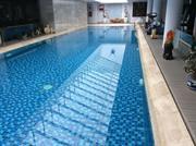 Thiết kế bể bơi, Lắp đặt thiết bị bể bơi gia đình