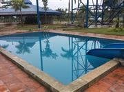Bể bơi vui chơi
