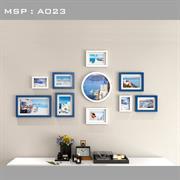 Bộ khung ảnh treo tường theo phong cách Châu Âu A023