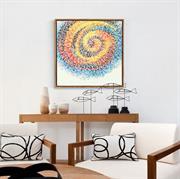 Tranh treo tường màu sắc đẹp N011