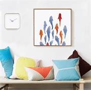 Tranh treo tường trang trí phòng khách N004