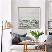Bức tranh phong cảnh hiện đại mang âm hưởng Châu Âu N149
