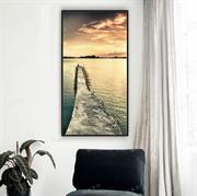Tranh treo tường phong cảnh lãng mạn N110