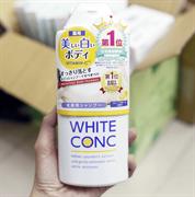 Sữa Tắm Dưỡng Trắng Da White Conc Nhật