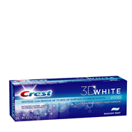 Kem đánh trắng răng Crest 3D White