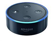 Trung tâm điều khiển bằng giọng nói Amazon Echo Dot 2- Alexa (Hàng bán nguyên seal)