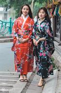 kimono truyền thống