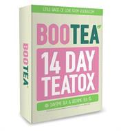Trà Thanh Lọc Cơ Thể Và Giảm Cân Bootea 14 Day Teatox