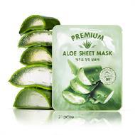 Mặt Nạ Giấy Missha Premium Aloe Sheet Mask