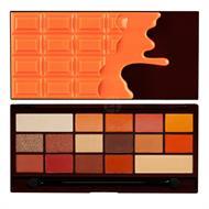 Bảng Phấn Mắt 15 Ô Revolution Chocolate Orange Eyeshadow Palette