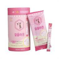 Bột Uống Cung Cấp Collagen Lemona Gyeol Nano Collagen Powder Lemon Flavor + Vitamin C
