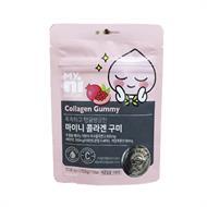 Kẹo Dẻo Bổ Sung Collagen Myni Selfcare Collagen Gummy Kakao Friend EX