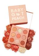 Bảng Phấn Mắt 9 Ô Colourpop Baby Got Peach Pressed Powder Palette