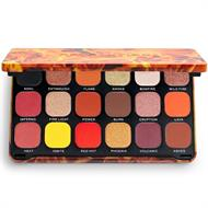 Bảng Phấn Mắt 18 Ô Revolution Forever Flawless Fire Shadow Palette
