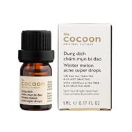 Dung Dịch Chấm Mụn Bí Đao Cocoon Winter Melon Acne Super Drops