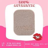 Bông Bọt Biển Rửa Mặt Vacosi Cleansing Sponge