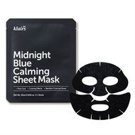 Mặt Nạ Klairs Midnight Blue Calming Sheet Mask