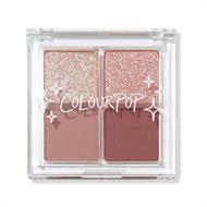 Bảng Phấn Mắt 4 Ô Colourpop Pressed Powder Palette