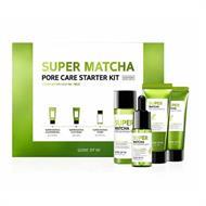 Bộ Dưỡng Da Mini 4 Sản Phẩm Some By Mi Super Matcha Pore Care Starter Kit