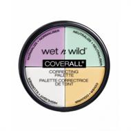 BẢNG CHE KHUYẾT ĐIỂM WET N WILD PHOTOCUS CORRECTING PALETTE