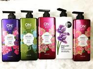 Sữa tắm On:the Body Perfume Happy Breeze Body Wash
