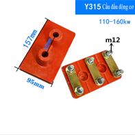 Cầu đấu động cơ Y315-350
