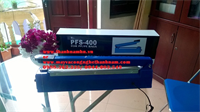 Máy dán túi nilon dập tay PFS400