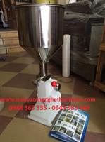 Máy chiết mỹ phẩm A03|máy chiết rót dung dịch