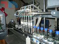 Máy chiết chai thủy tinh