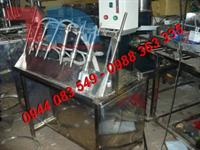 Máy chiết rót chai nước bán tự động