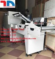 Máy cắt và co màng mềm bán tự động