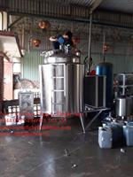Nồi ủ sữa chua công nghiệp