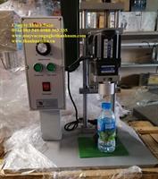 Máy đóng nắp chai bán tự động để bàn
