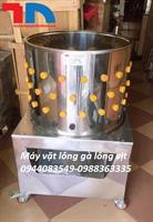 Máy vặt lông gà lông vịt inox phi 55 Việt Nam