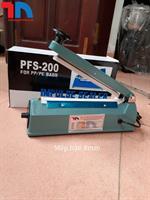 Máy hàn miệng túi dập tay PFS200-8mm