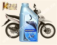 Dầu nhớt xe máy 4T 20W - 50 SG (Lon 0,8L)