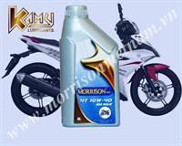 Dầu nhớt xe máy 4T 10W-40 SM/MA2 (Lon 1L)