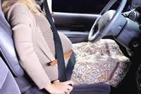 Chia sẻ bí quyết lái xe cho bà bầu