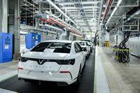 VinFast bắt đầu đưa 155 xe Lux đi 14 nước để thử nghiệm